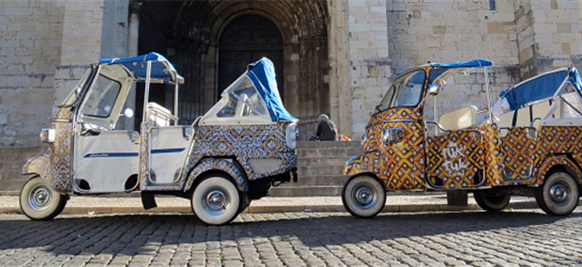 Tuk Tuk Hire in London