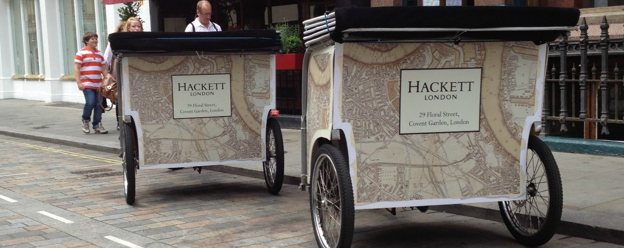 Non Motorized Tuktuk